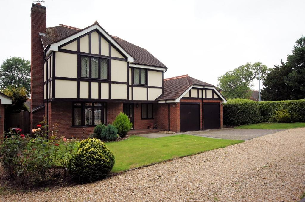 4 Bedrooms Detached House for sale in Eleanor Close, Lincoln
