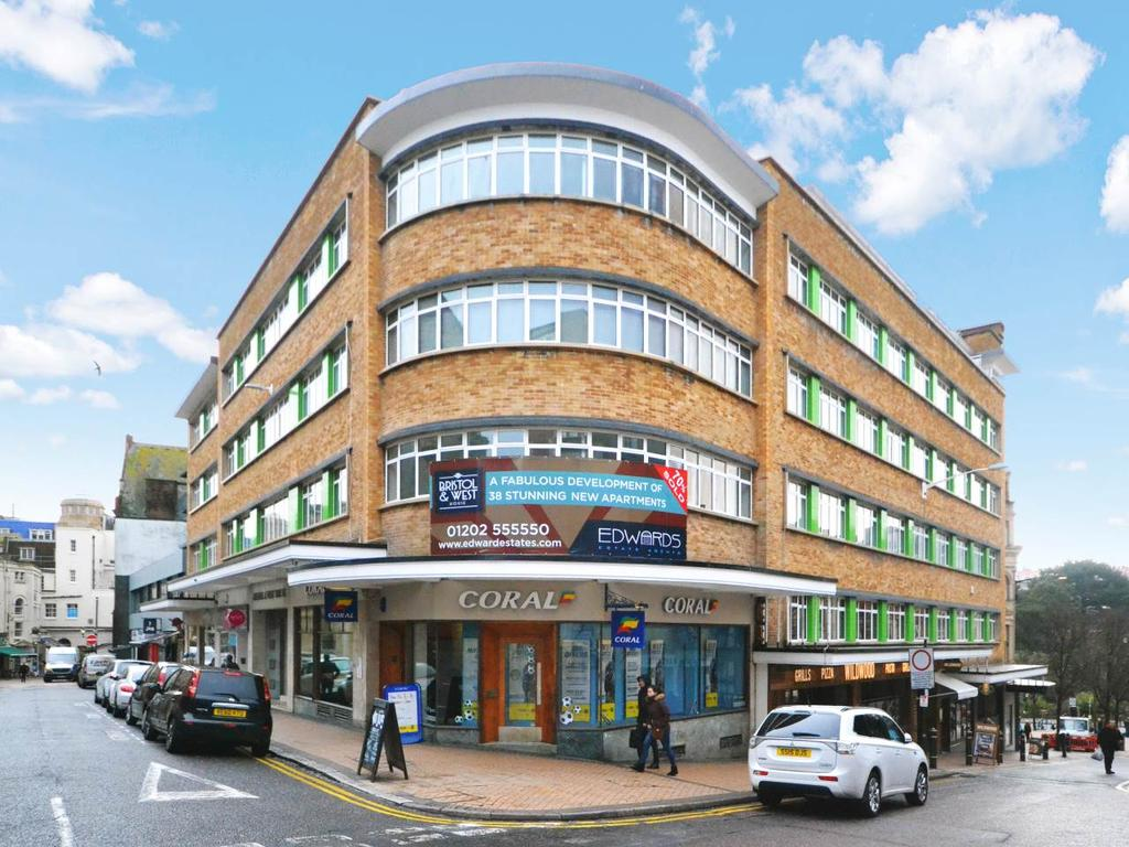 2 Bedrooms Flat for rent in Bristol West Building, Post Office Road, Bournemouth