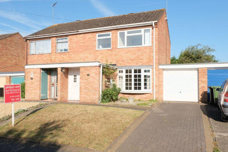 3 Bedrooms Semi Detached House for sale in Abberley Avenue, Stourport-On-Severn DY13 0LU