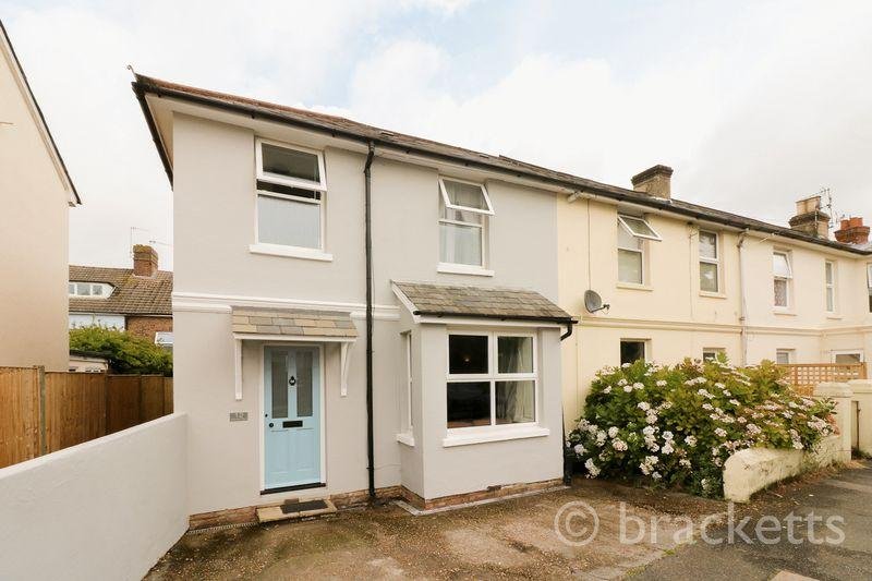 3 Bedrooms Terraced House for sale in Meadow Road, Tunbridge Wells