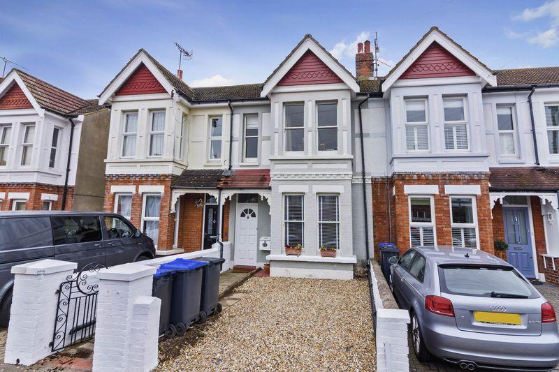 4 Bedrooms Terraced House for sale in Woodlea Road, Worthing