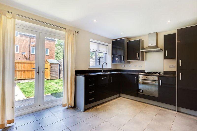 3 Bedrooms Mews House for sale in Bath Vale, Congleton
