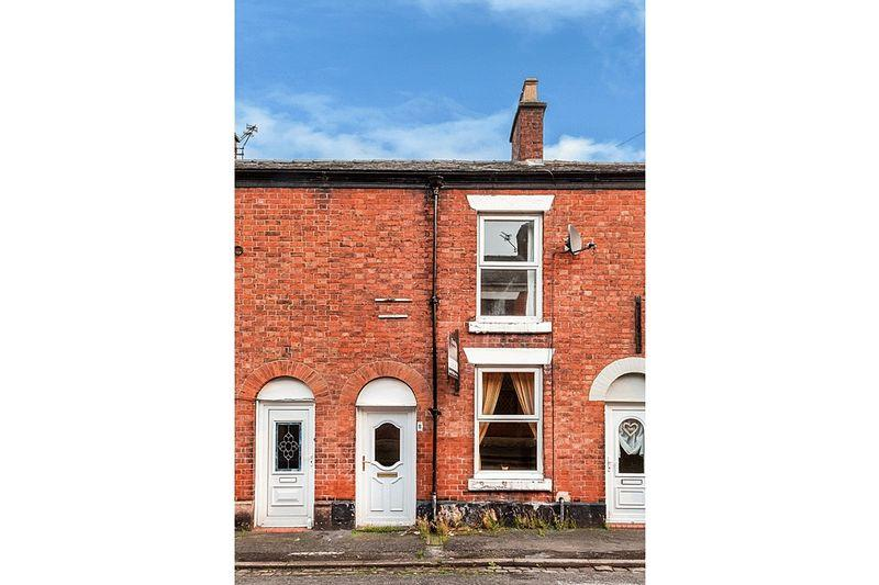 2 Bedrooms Terraced House for sale in Nelson Street, Congleton
