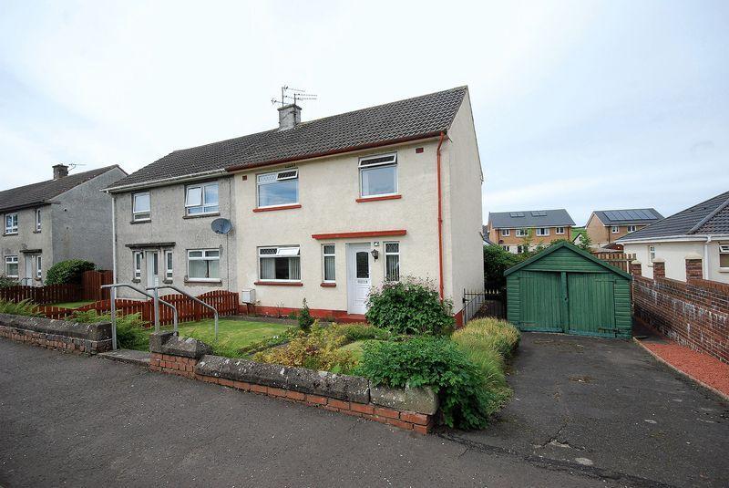 3 Bedrooms Semi-detached Villa House for sale in 15 Burnton Road, Dalrymple, KA6 6DY