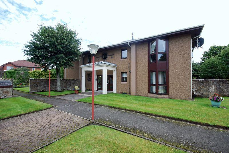 2 Bedrooms Retirement Property for sale in 3F South Lodge Court, Ayr, KA7 2TA