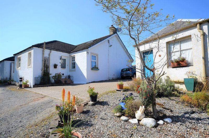 4 Bedrooms Semi Detached House for sale in 2 Garrockhill Cottage, Coalhall, Ayr, KA6 6NA