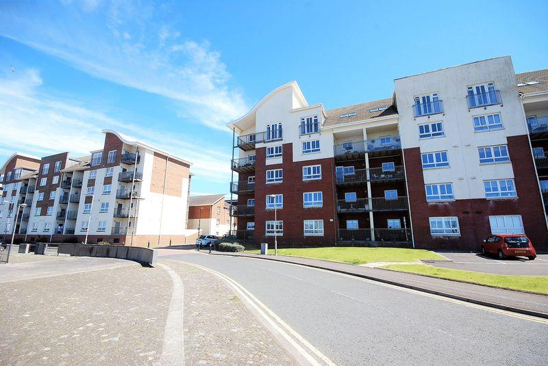 4 Bedrooms Penthouse Flat for sale in 3H Glenford Place, Ayr, KA7 1LB