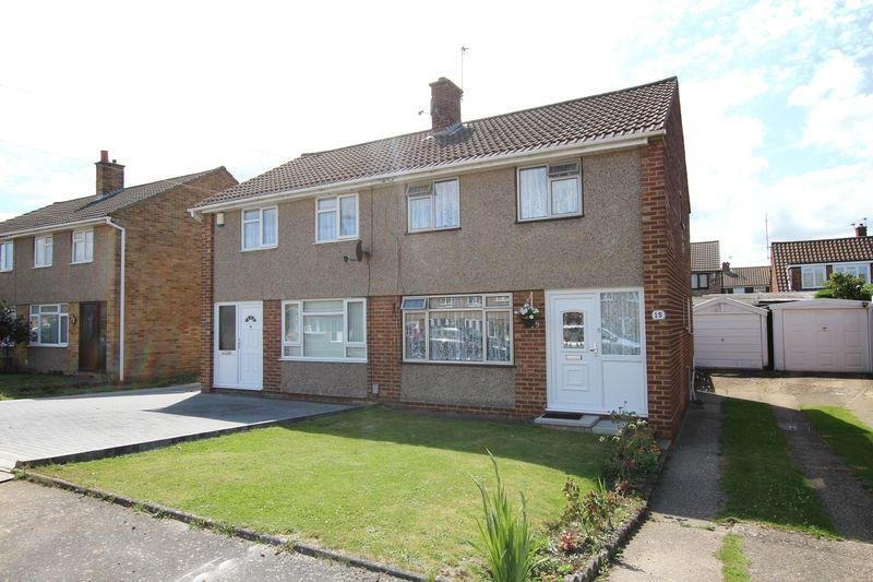 3 Bedrooms Semi Detached House for sale in Beult Road, CRAYFORD