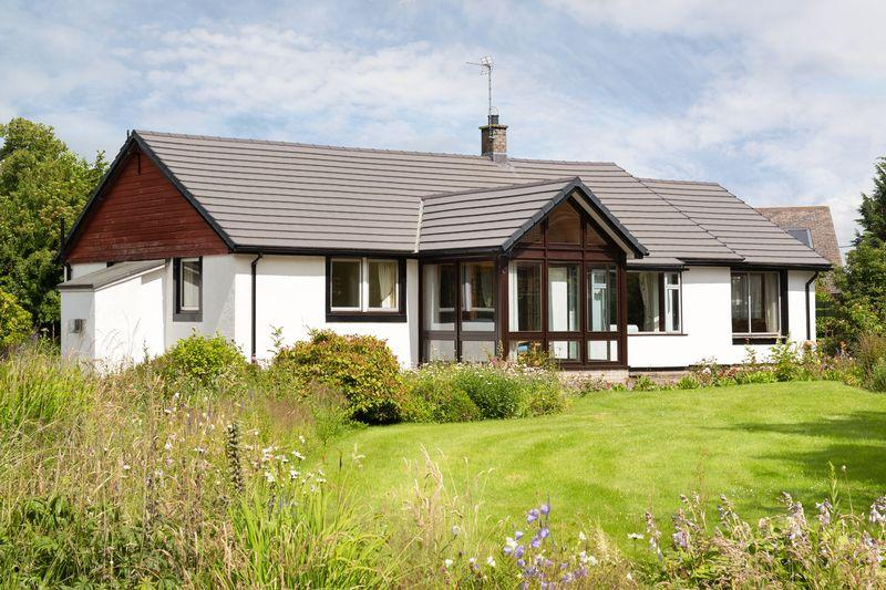 3 Bedrooms Detached Bungalow for sale in Chantreys, Newton Reigny, Penrith
