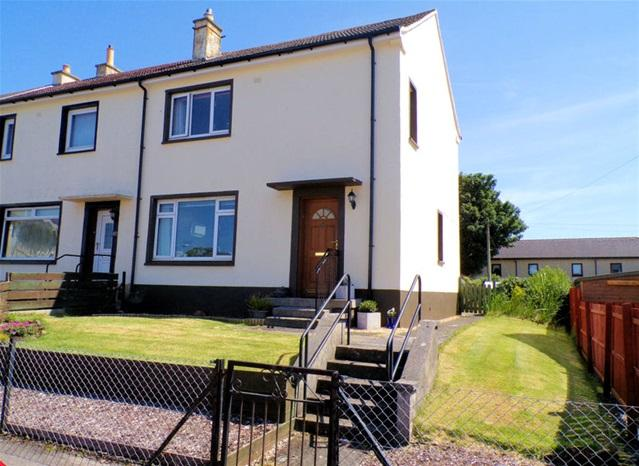 3 Bedrooms Terraced House for sale in 109, Davaar Avenue, Campbeltown