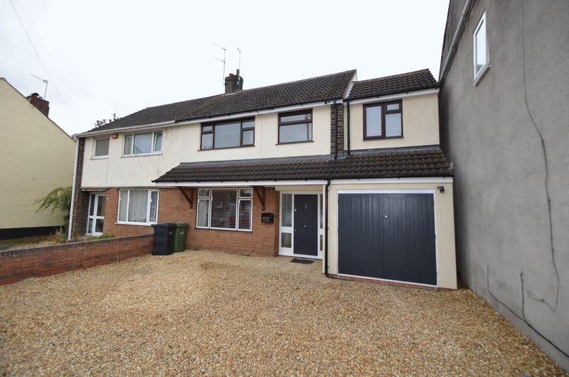 3 Bedrooms Semi Detached House for sale in King Street, Wollaston