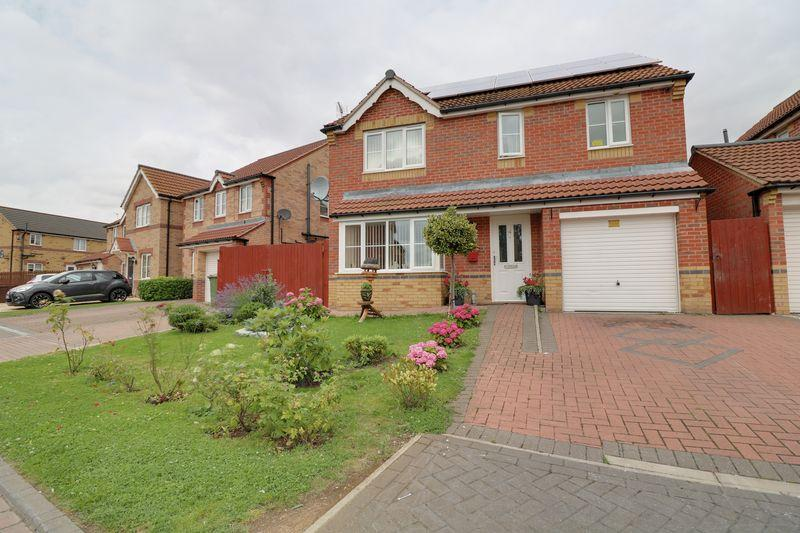 4 Bedrooms Detached House for sale in Connaught Road, Scunthorpe