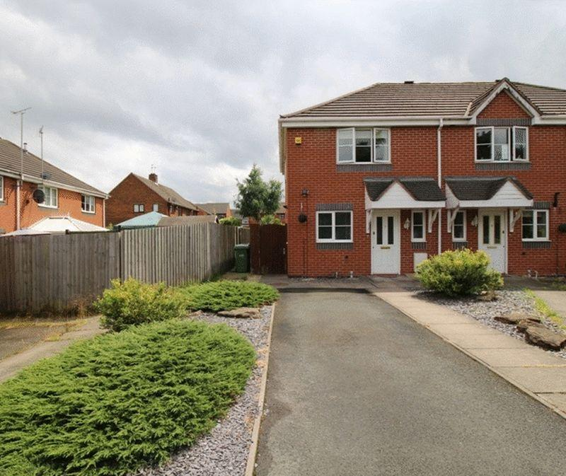 3 Bedrooms Terraced House for sale in Goldborough Close, Coseley