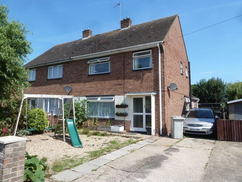 3 Bedrooms Semi Detached House for sale in Albany Close, Skegness