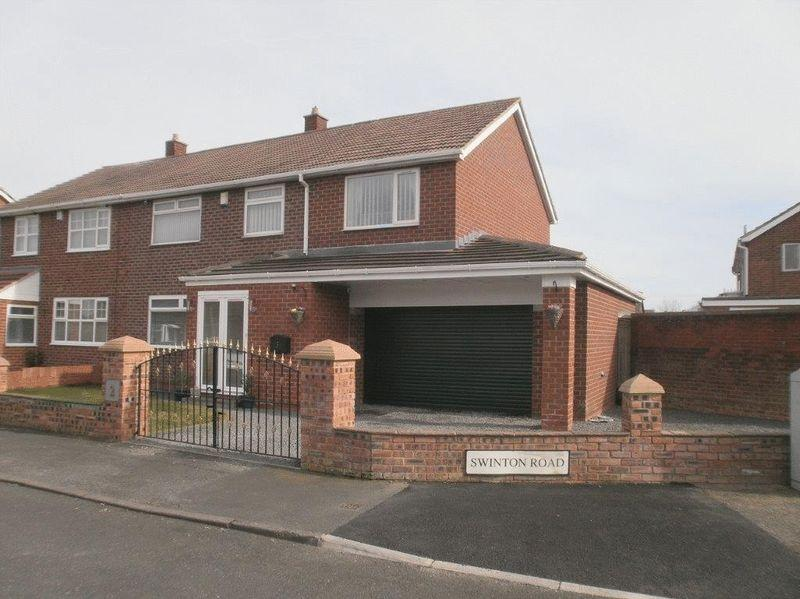 4 Bedrooms Semi Detached House for sale in Swinton Road, Stockton-On-Tees