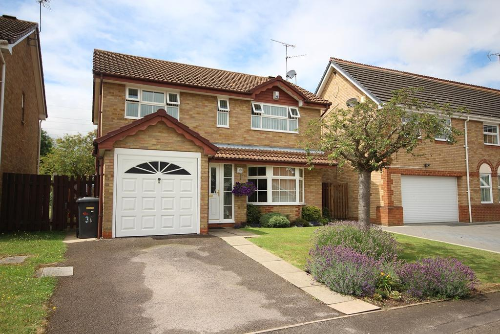 4 Bedrooms Detached House for sale in Whitehaven, Barton Hills, Luton, LU3