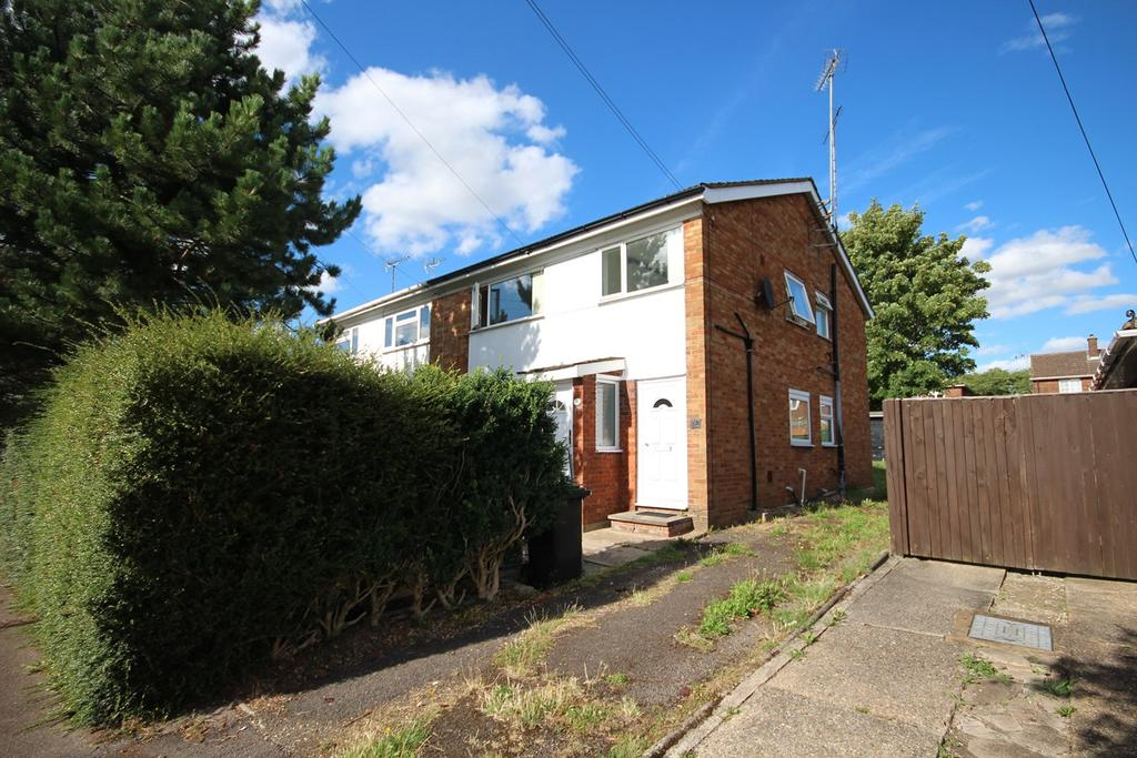 2 Bedrooms Maisonette Flat for sale in High Beech Road, Sundon Park, Luton, LU3