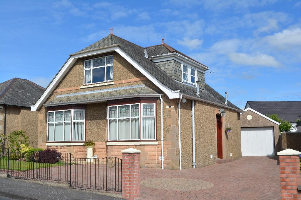 4 Bedrooms Bungalow for sale in 13, Gartcows Crescent, Falkirk, Falkirk, FK1 5QH
