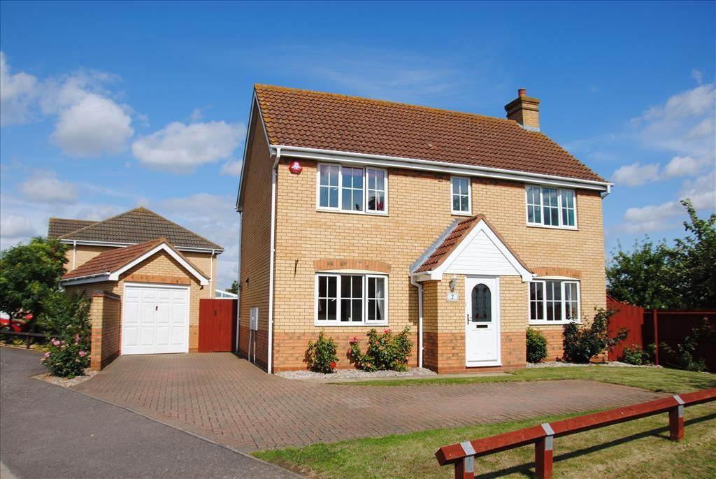 4 Bedrooms Detached House for sale in Buttercup Mead, Biggleswade, SG18