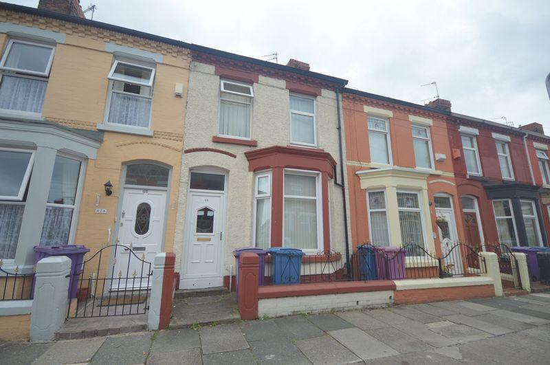 3 Bedrooms Terraced House for sale in Langton Road, Wavertree