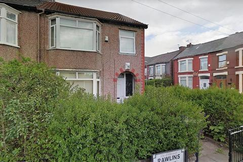 3 bedroom semi-detached house to rent - Rawlins Street, Liverpool