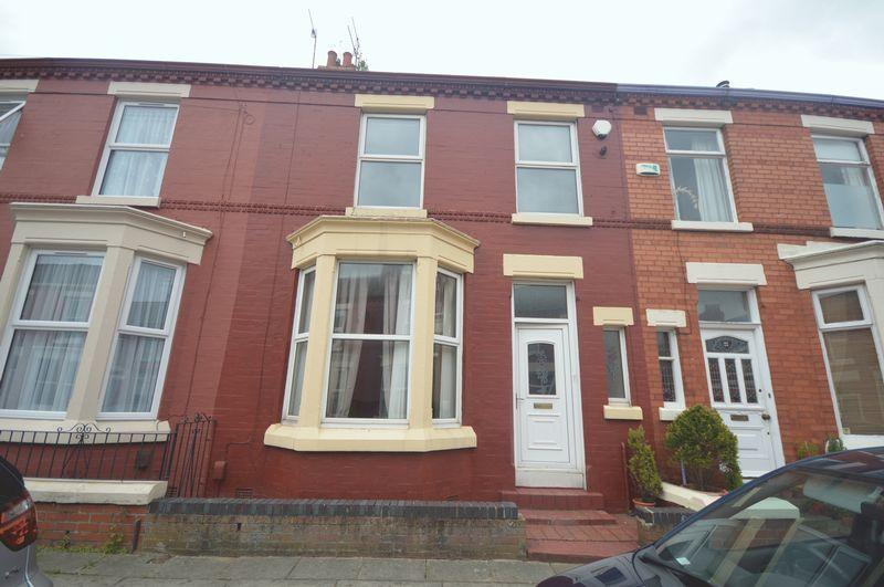 3 Bedrooms Terraced House for sale in Pagefield Road, Wavertree