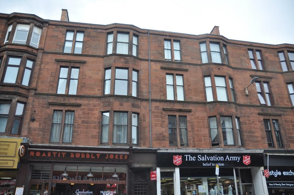 2 Bedrooms Apartment Flat for rent in Dumbarton Road, 1/2, Partick, Glasgow, G11 6SE