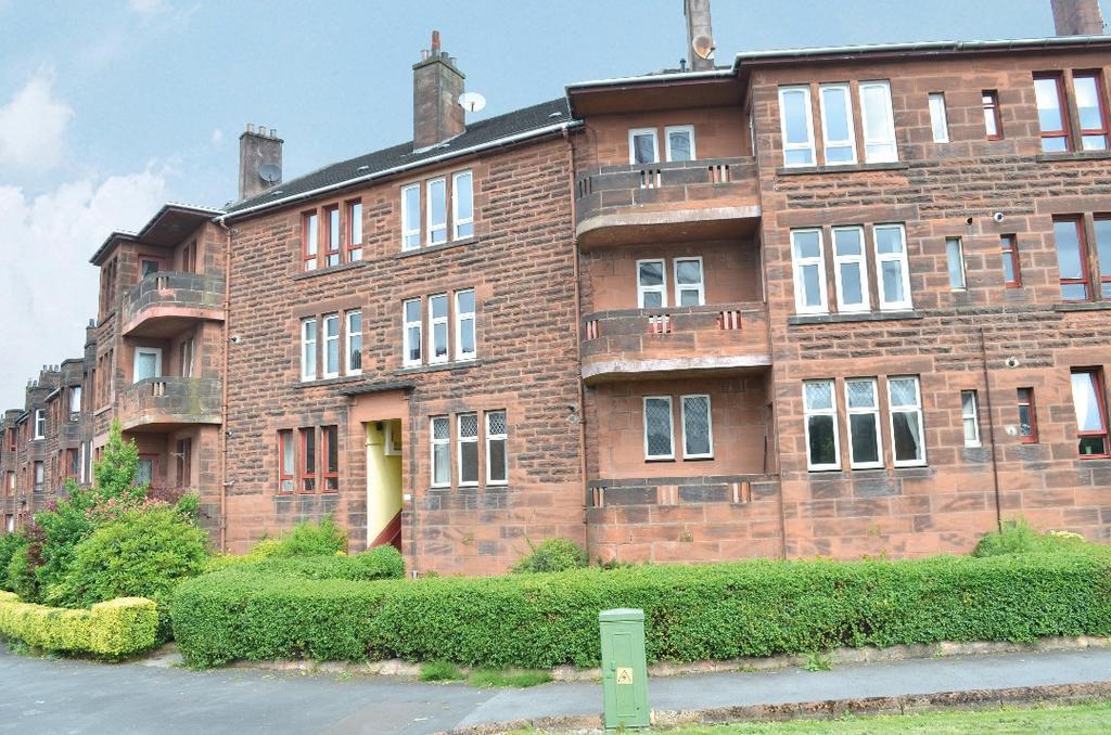 3 Bedrooms Flat for sale in Glencoe Street, Flat 0/2, Anniesland, Glasgow, G13 1YD