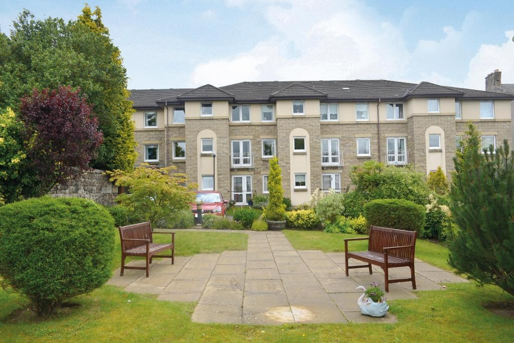 1 Bedroom Retirement Property for sale in Eccles Court, Stirling, Stirling, FK7 9AT