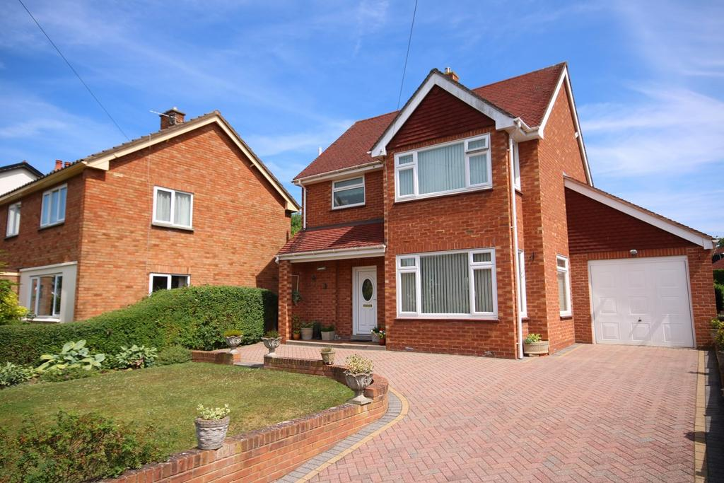 3 Bedrooms Detached House for sale in Woodleigh Road, Woodleigh Road, Ledbury, HR8
