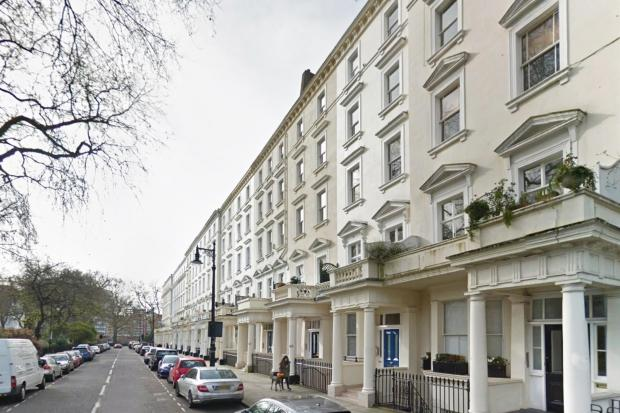 2 Bedrooms Apartment Flat for sale in St. Georges Square, Pimlico, SW1V