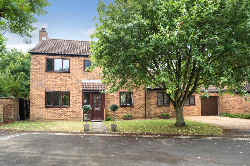 4 Bedrooms Detached House for sale in Cummings Close, Headington, Oxford, Oxfordshire