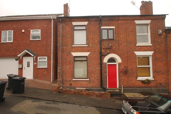2 Bedrooms End Of Terrace House for sale in Bennetts Hill, Dudley, DY2