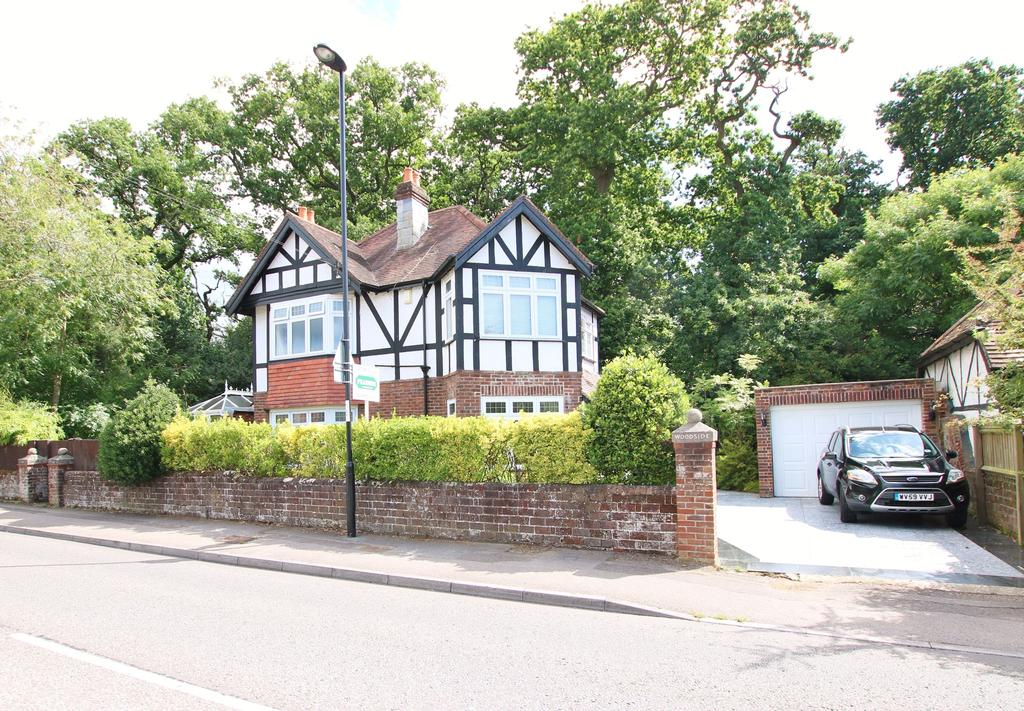 3 Bedrooms Detached House for sale in Close to Southampton Common