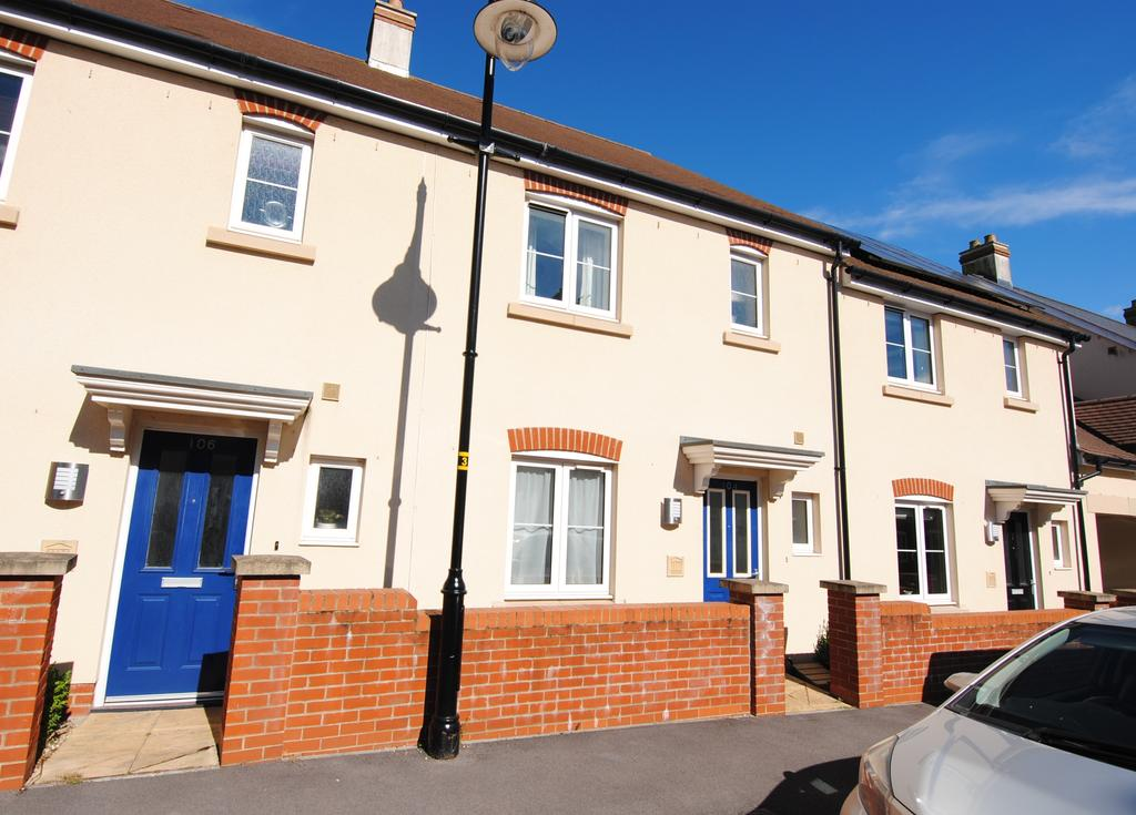 3 Bedrooms Terraced House for sale in Haragan Drive, Amesbury SP4