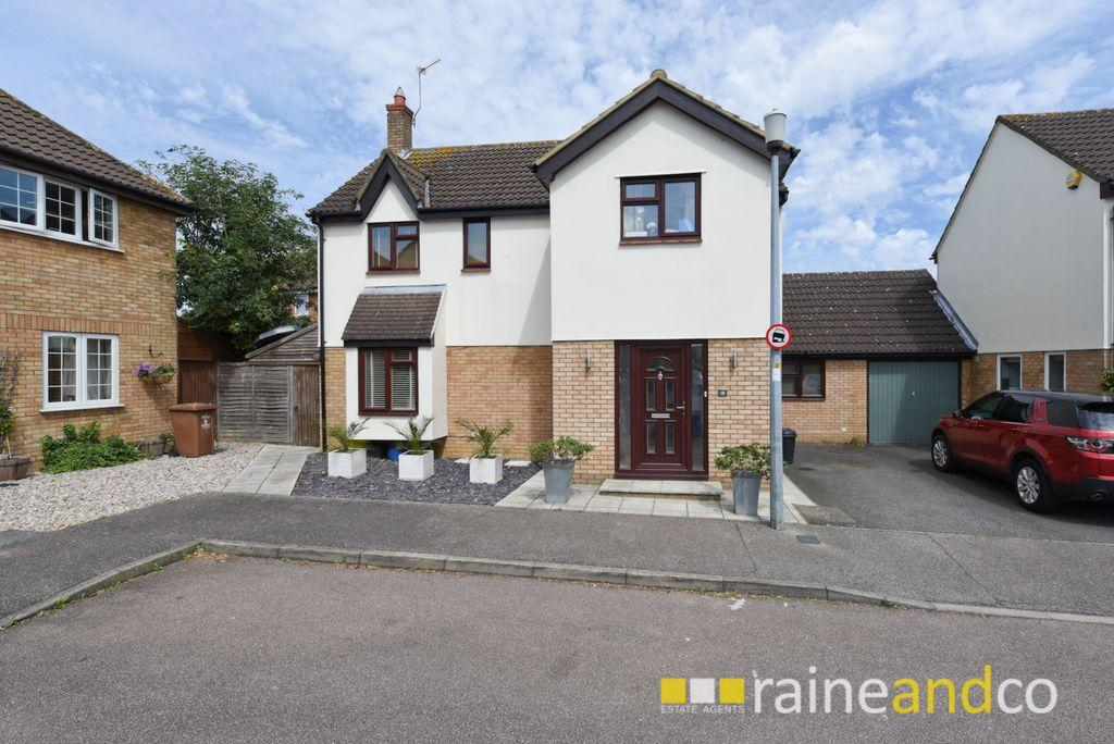 4 Bedrooms House for sale in The Hedgerows, Stevenage, SG2