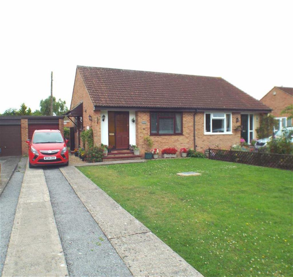 2 Bedrooms Semi Detached Bungalow for sale in Ashlea Park, East Huntspill
