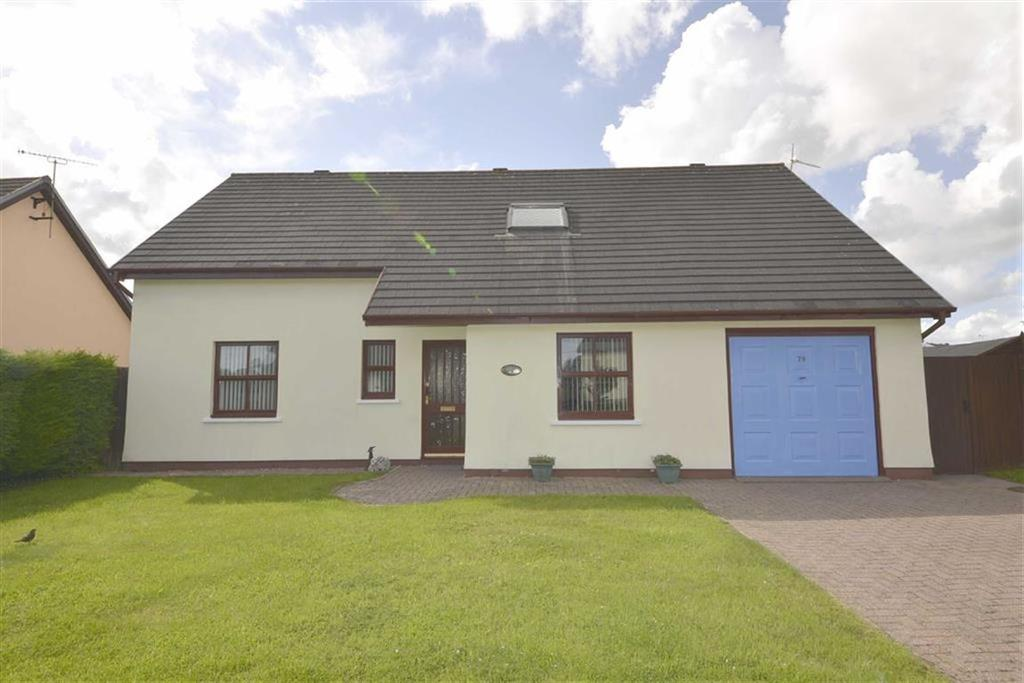 4 Bedrooms House for sale in 79, Millfields Close, Tenby, Pembrokeshire, SA68