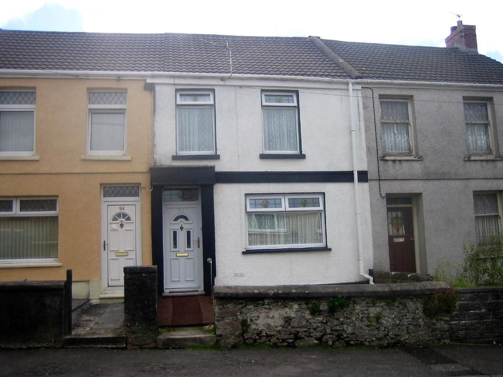 2 Bedrooms Terraced House for sale in Tynybonau Rd, Pontarddulais