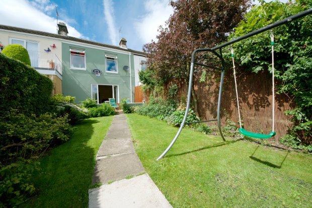 3 Bedrooms Terraced House for sale in RAILWAY TERRACE, WILLINGTON, BISHOP AUCKLAND