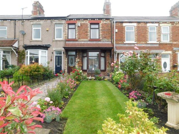2 Bedrooms Terraced House for sale in WOODHOUSE LANE, BISHOP AUCKLAND, BISHOP AUCKLAND