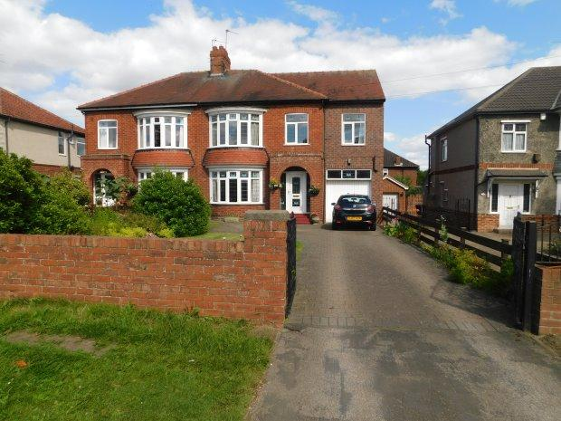 4 Bedrooms Semi Detached House for sale in WATLING ROAD, BISHOP AUCKLAND, BISHOP AUCKLAND