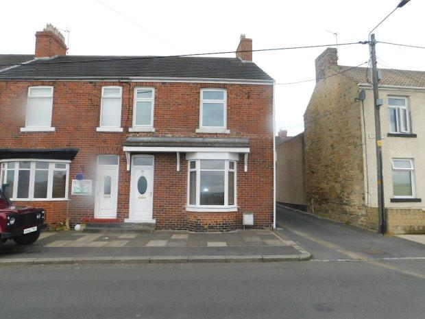 3 Bedrooms Terraced House for sale in WEAR VIEW, HUNWICK, BISHOP AUCKLAND