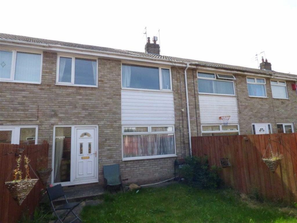 3 Bedrooms Terraced House for sale in Marsdale, Sutton Park, Hull, East Yorkshire, HU7