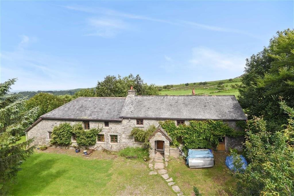 5 Bedrooms Detached House for sale in Sampford Spiney, Yelverton, Devon