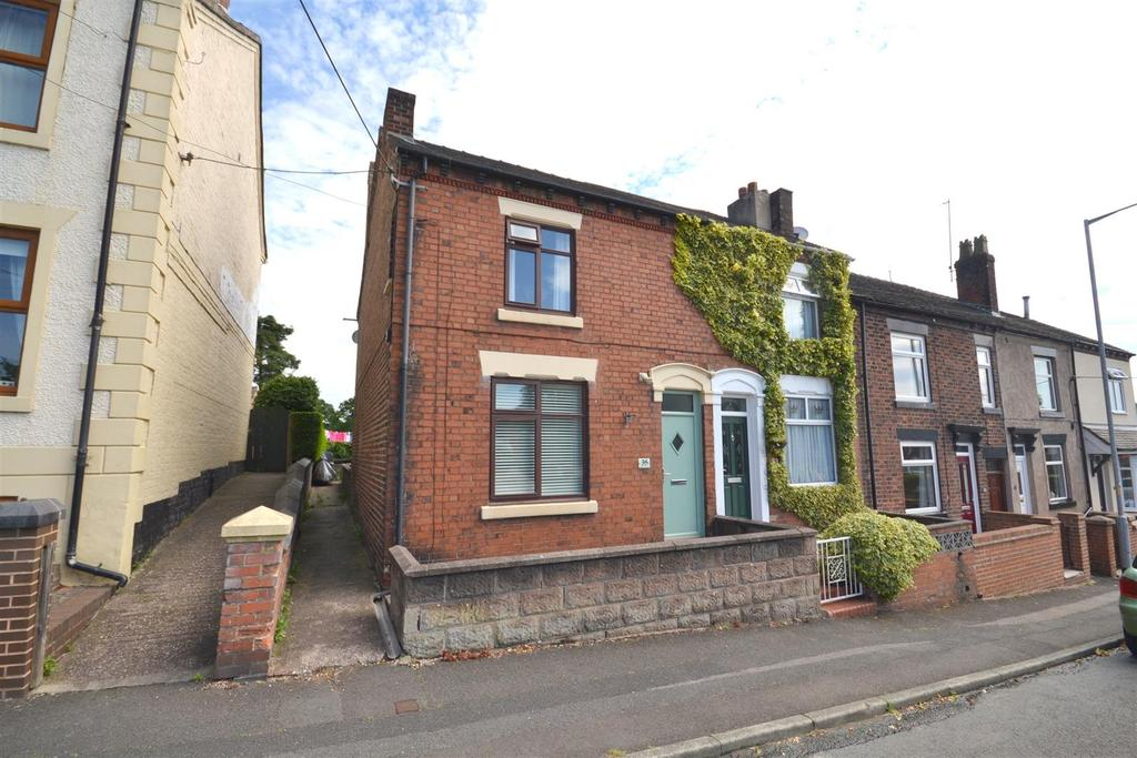 2 Bedrooms Semi Detached House for sale in Heathcote Road, Miles Green
