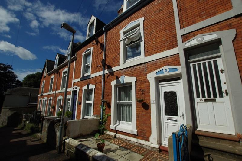 3 Bedrooms Terraced House for sale in Chelsea Place, Teignmouth