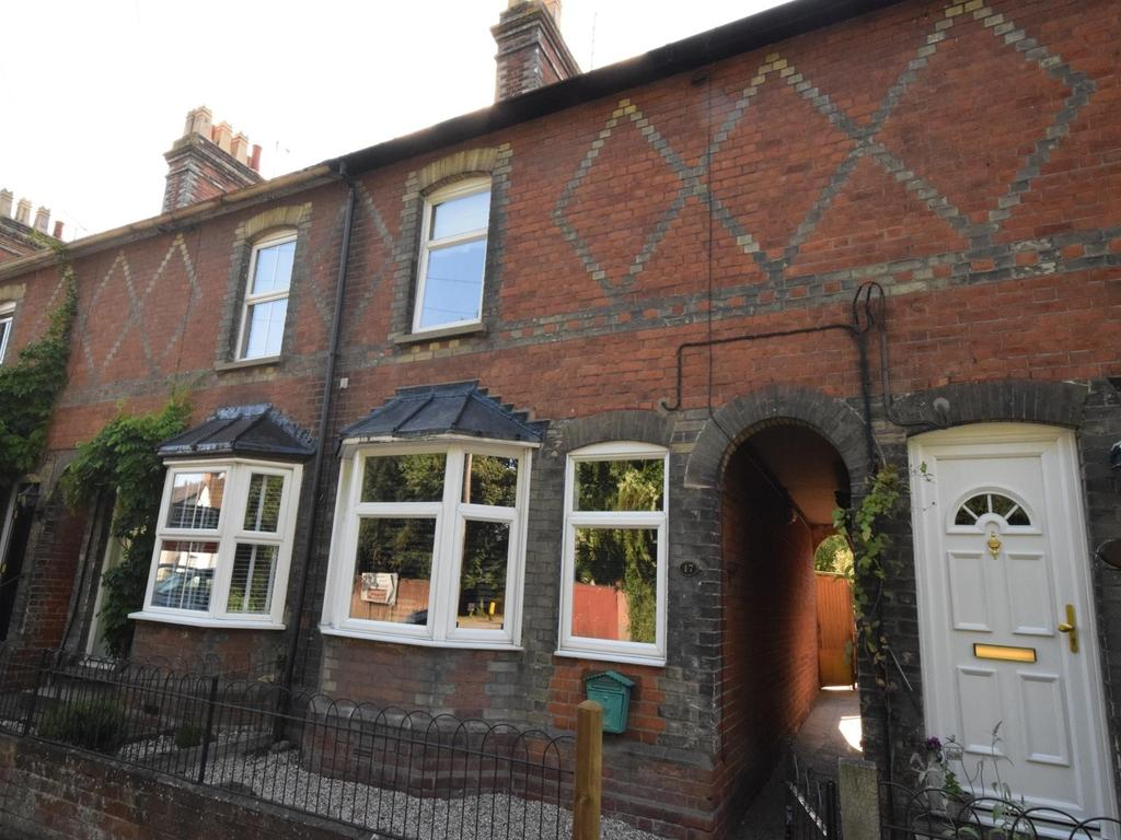 3 Bedrooms Terraced House for sale in The Causeway, Dunmow, Essex, CM6