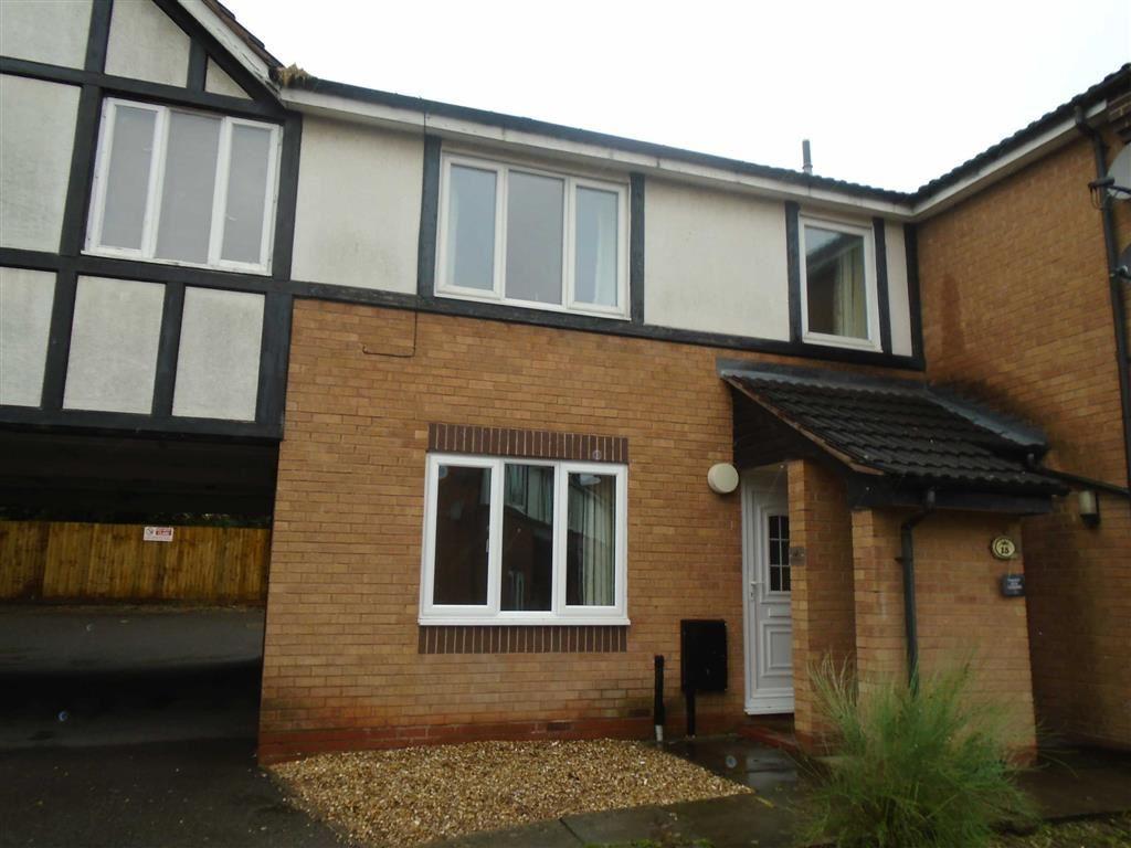 1 Bedroom Maisonette Flat for sale in Berkeley Close, Weavers Green, Nuneaton, Warwickshire, CV11