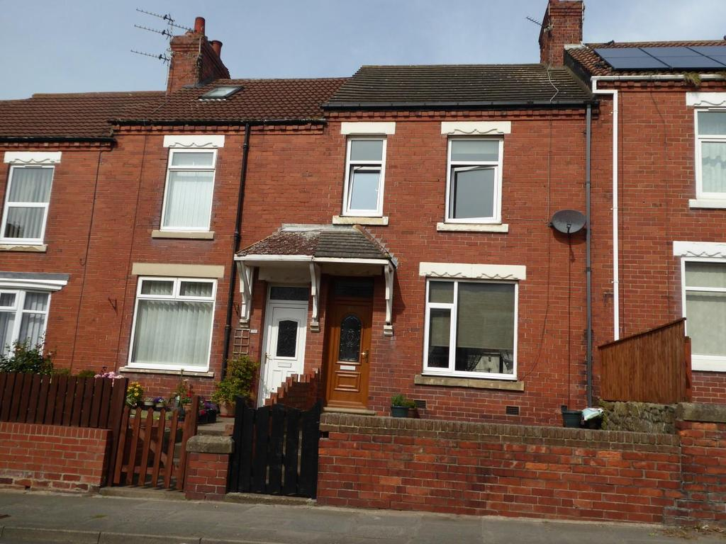 2 Bedrooms Terraced House for sale in North Seaton Road, Newbiggin by the Sea